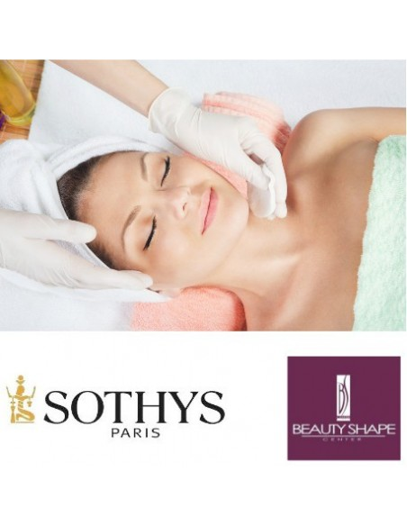 Gift certificate for Sothys facial treatment