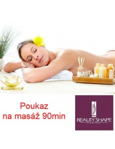 SPA Gift certificate for full body massage