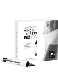 LPG Express Slimming Concentrate 14x