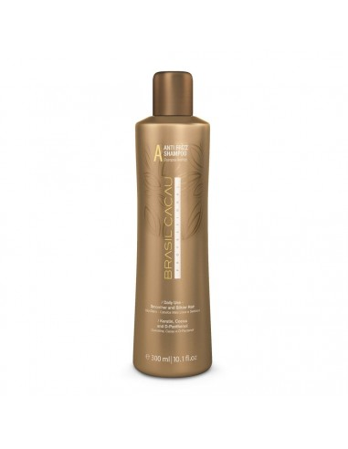 Brasil Cacau Anti-Frizz Shampoo 300ml