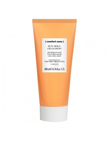 Comfort Zone Sun Soul Face&Body Cream SPF 50+ 200ml