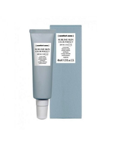 Comfort Zone Sublime Skin Color Perfect SPF 50 40ml